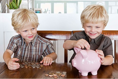 Teach Kids About Personal Finance